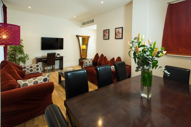 3 Bedroom Grand Plaza Suite area(1) at Park City Grand Plaza Kensington Hotel