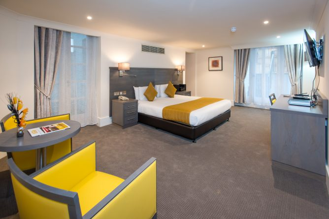 3 Bedroom Grand Plaza Suite View at Park City Grand Plaza Kensington Hotel_