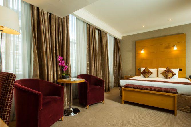 Grand Deluxe Double-6 | Park City Grand Plaza Kensington Hotel