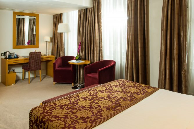 Grand Deluxe Double-8 | Park City Grand Plaza Kensington Hotel