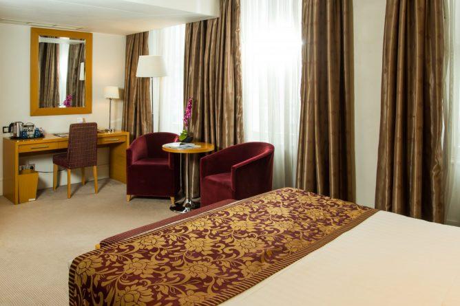 Grand Deluxe Double-8 | Park City Grand Plaza Kensington Hotel