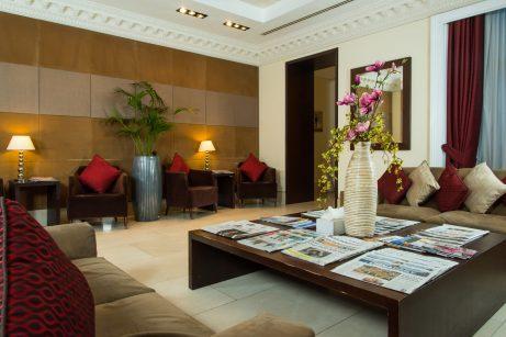 Lobby Area | Park City Grand Plaza Kensington Hotel
