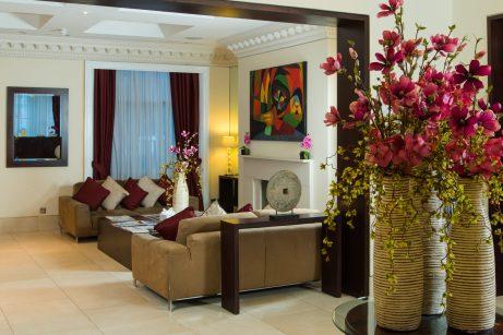 Lobby and Reception Area | Park City Grand Plaza Kensington Hotel