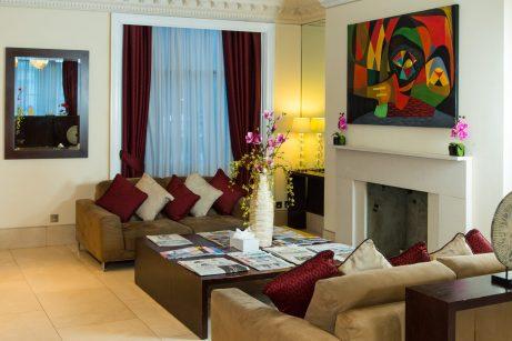 Lobby and Reception Area-1 | Park City Grand Plaza Kensington Hotel