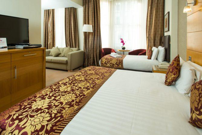 Plaza Executive Triple-2 | Park City Grand Plaza Kensington Hotel
