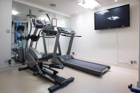 Gym facility at Park City Grand Plaza Kensington Hotel